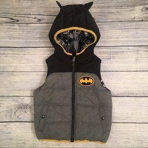 NWOT Batman/Gap vest